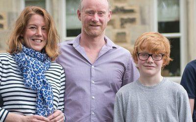 Meet the Clarke Family