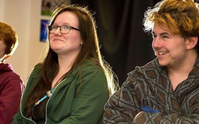 Empowering young people: Imagine If Theatre Company
