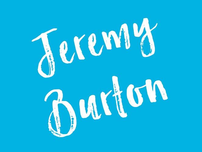 Jeremy Burton