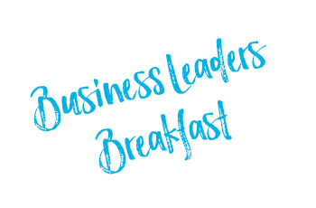 Tom Riordan Business Leaders Breakfast
