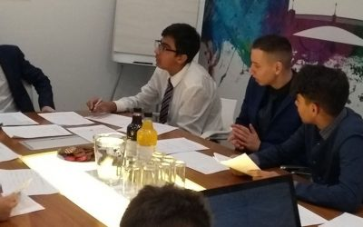 Young People Take Over Leeds Fund Panel
